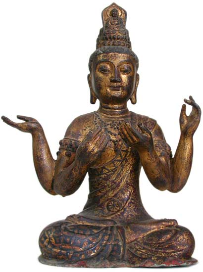 Four Armed Quan Yin
