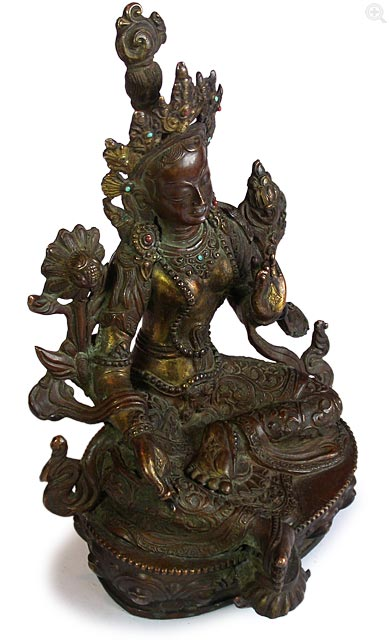 Goddess Green Tara rt
