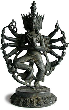 Thousand Armed Avalokiteshvara