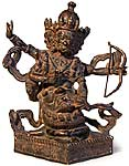 Three-Headed Mahakala