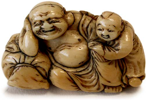 Netsuke figurines collectors guide   Collecting Japanese antique ...