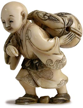 Japanese Antique Netsuke