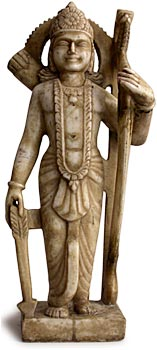 Rama Marble Statue