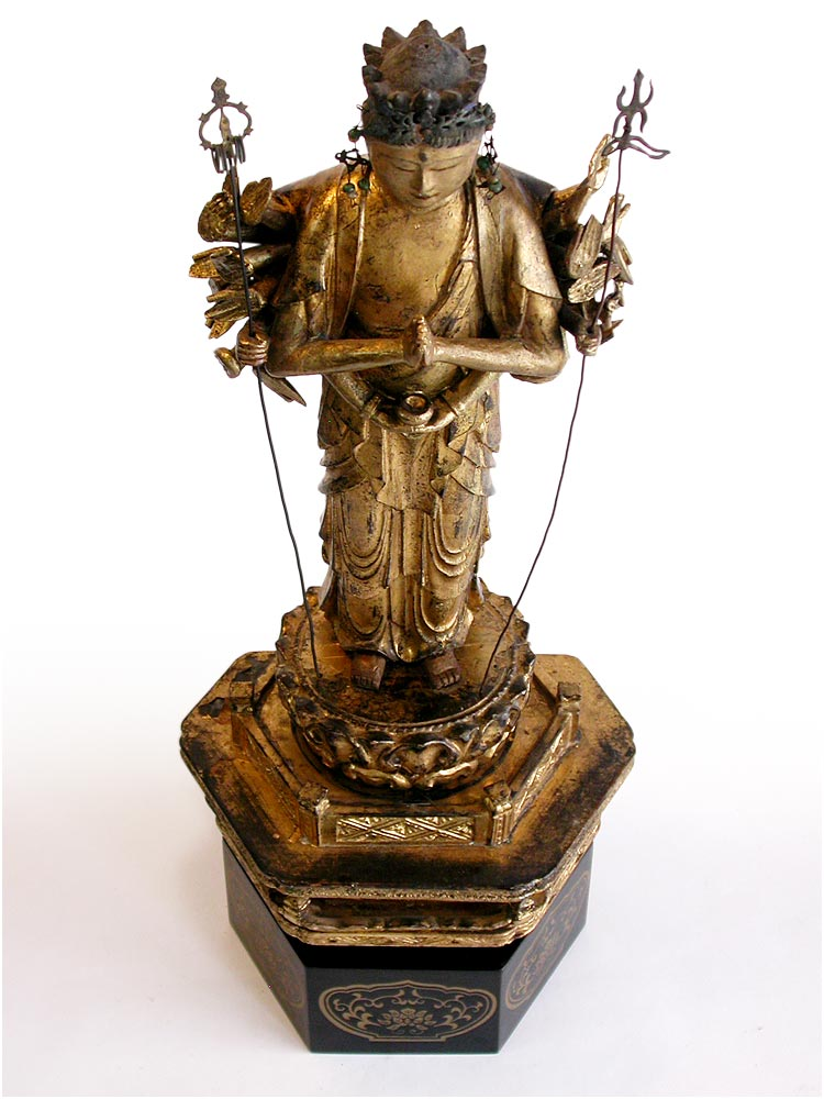 Thousand-armed Kannon