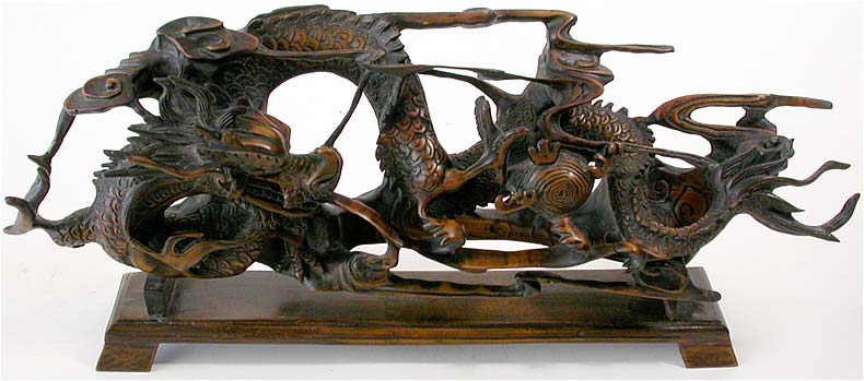 Chinese, Carvings on FarEastAsianArt.com - Far East Asian Art