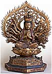 Thousand Armed Kuan Yin